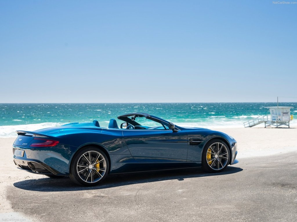 Aston Martin Volante Wallpaper 2