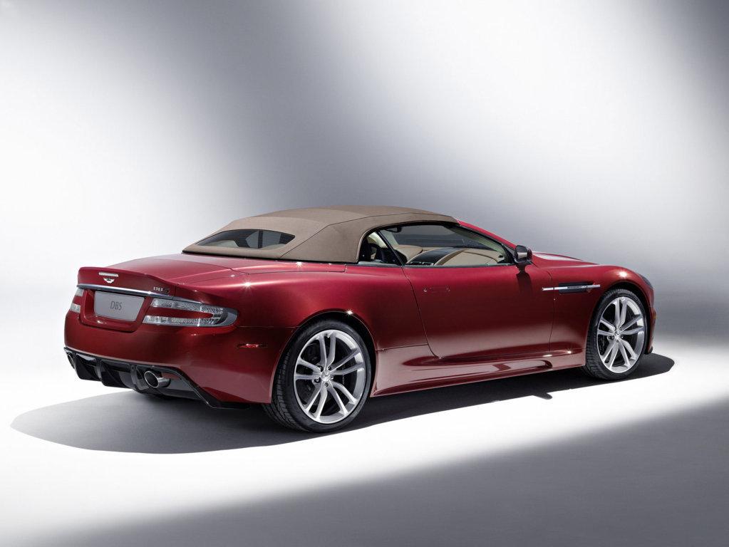 Aston Martin Volante Wallpaper 3