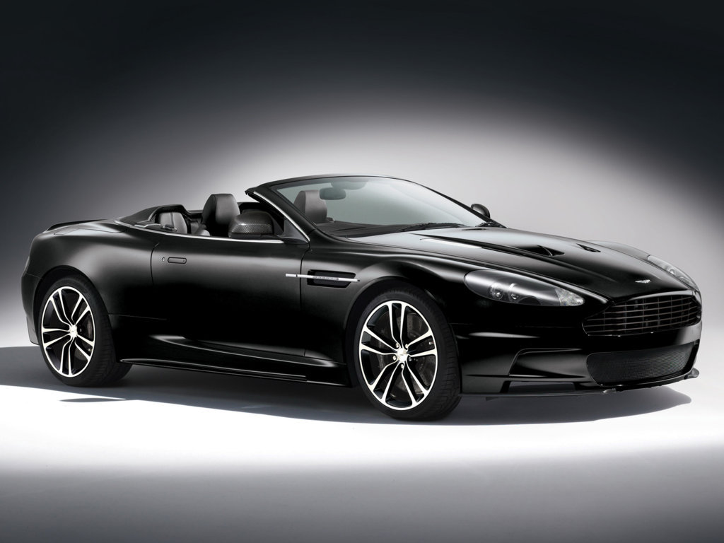 Aston Martin Volante Wallpaper 7
