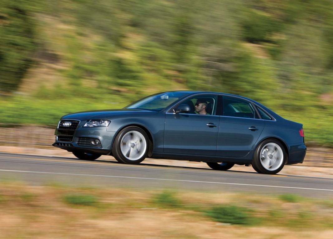 Audi A4 Wallpaper 13