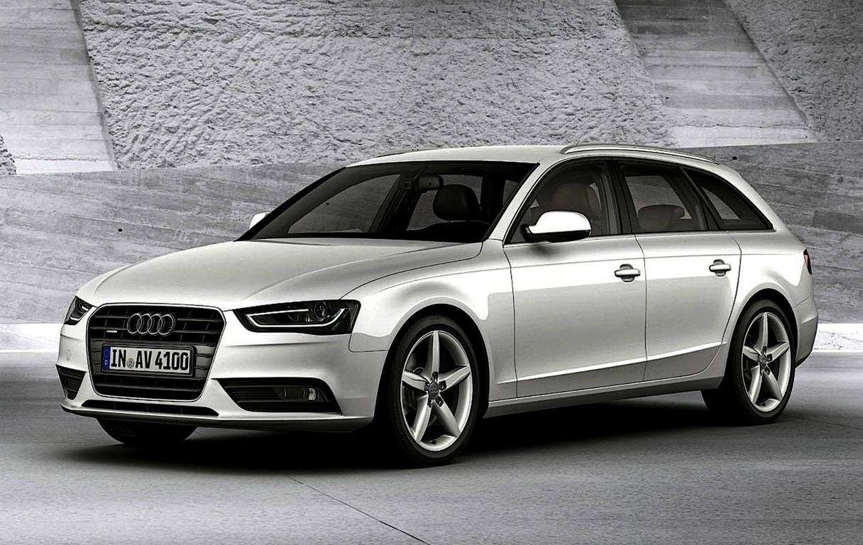 Audi A4 Wallpaper 22