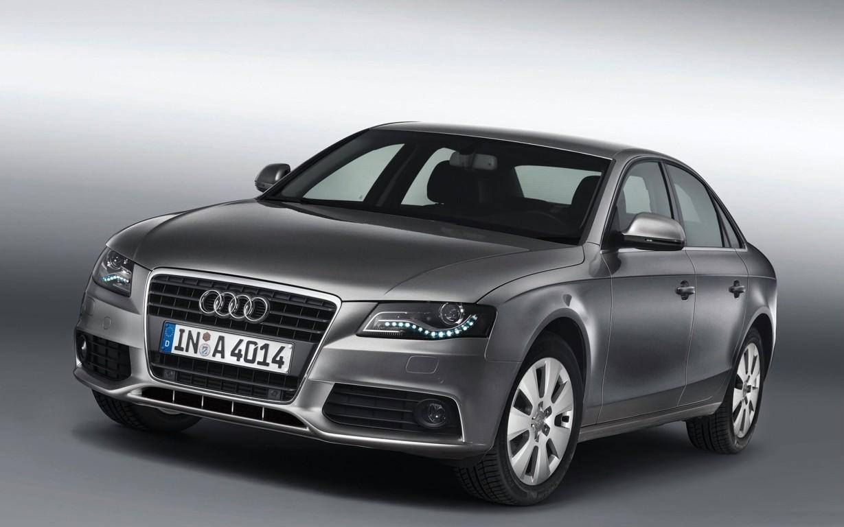 Audi A4 Wallpaper 3