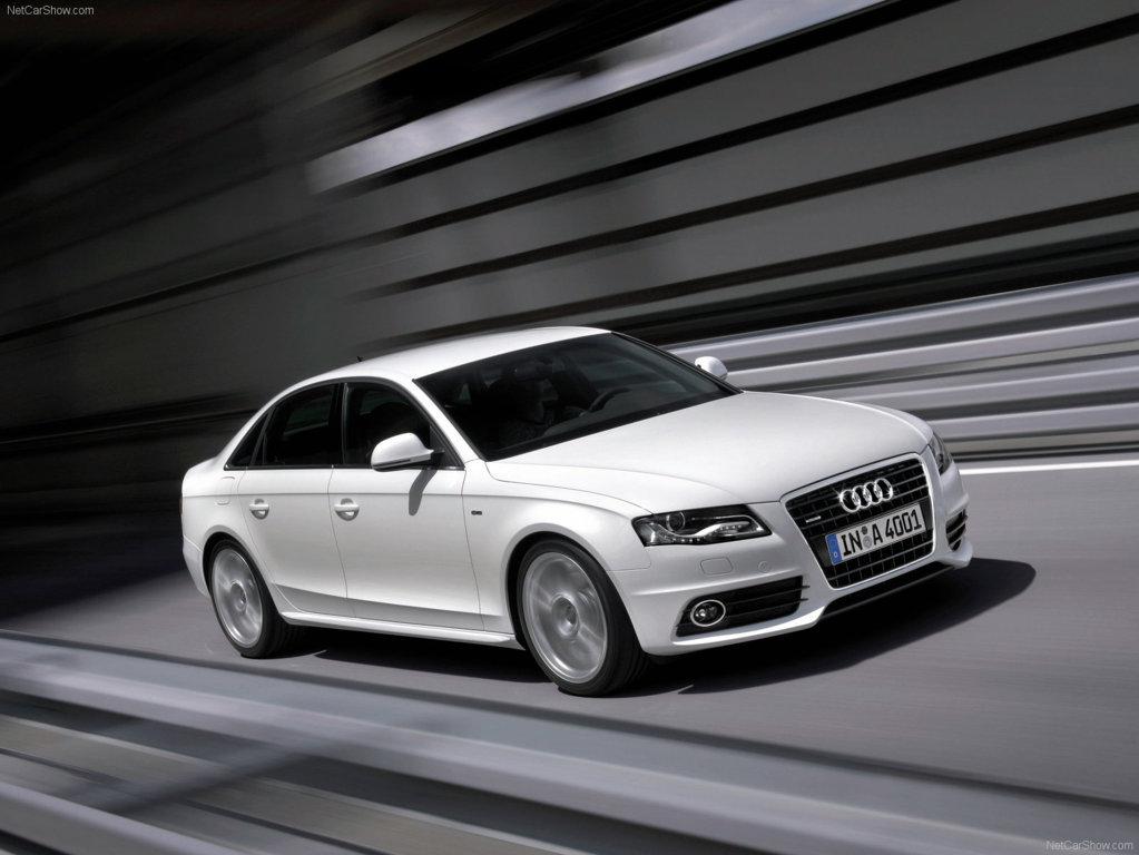 Audi A4 Wallpaper 4