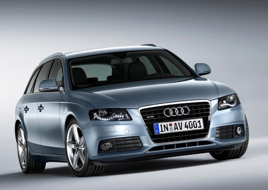 Audi A4 Wallpaper 5