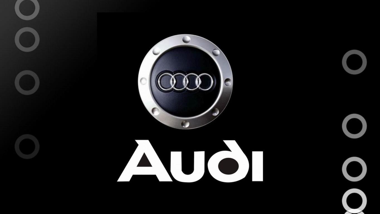 Audi Logo Wallpaper 4