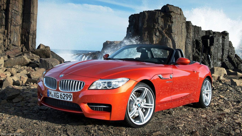 BMW Z4 Wallpaper 7