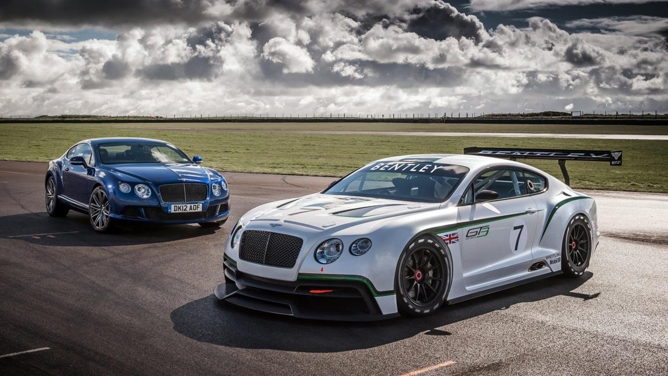 Bentley Continental GT3 Wallpaper 5