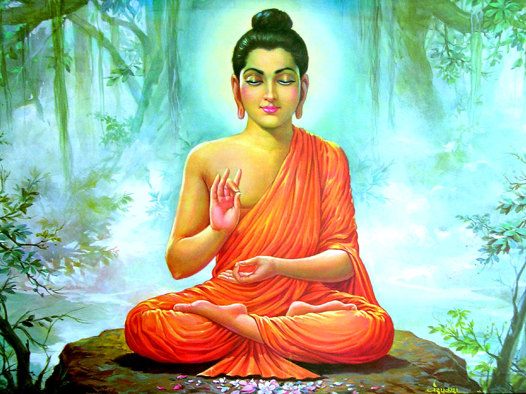 Buddha Wallpaper 8