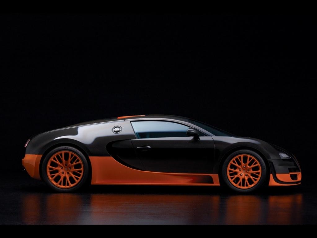 Bugatti Veyron Wallpaper 26