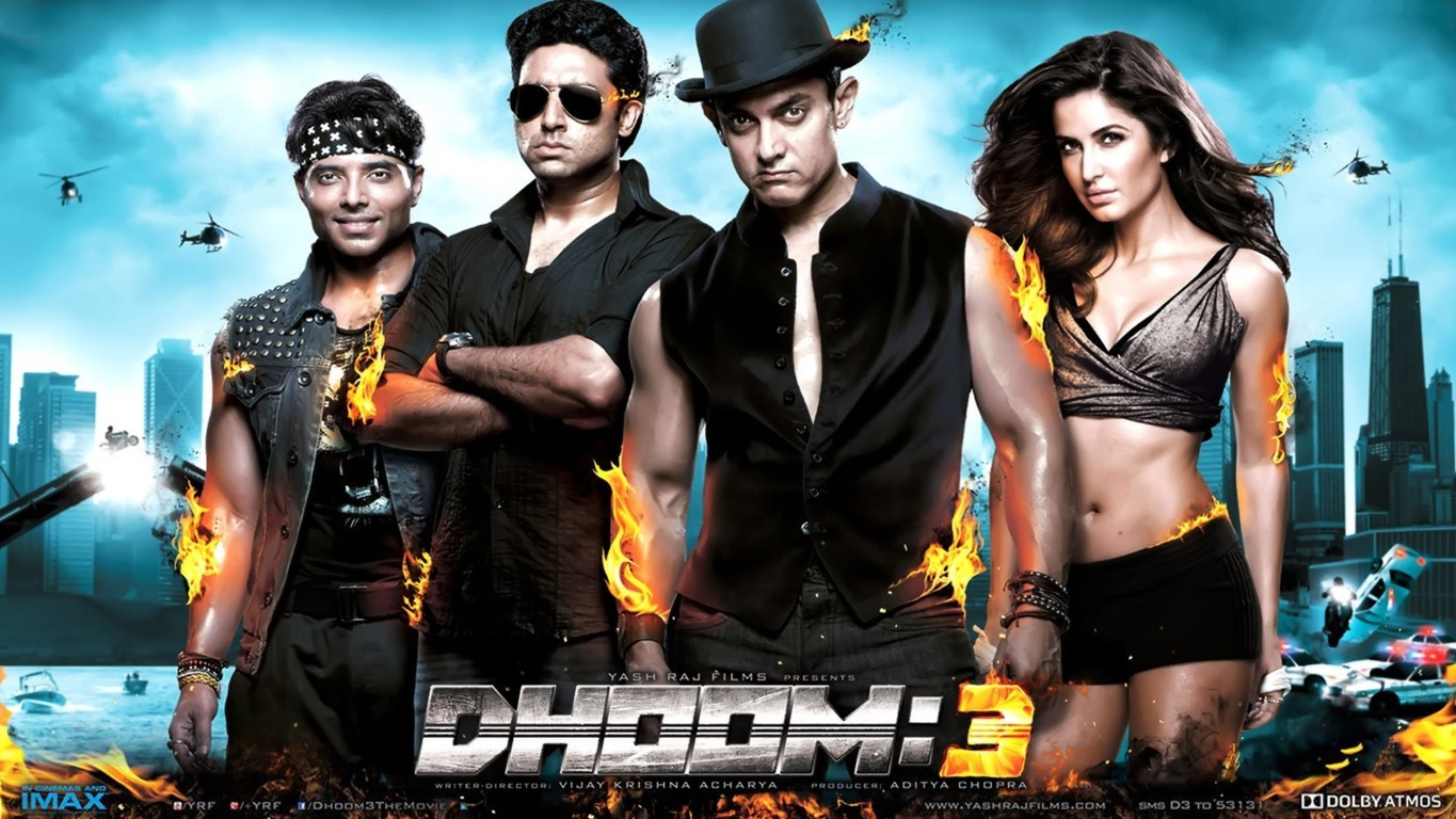 Dhoom 3 Wallpaper 5