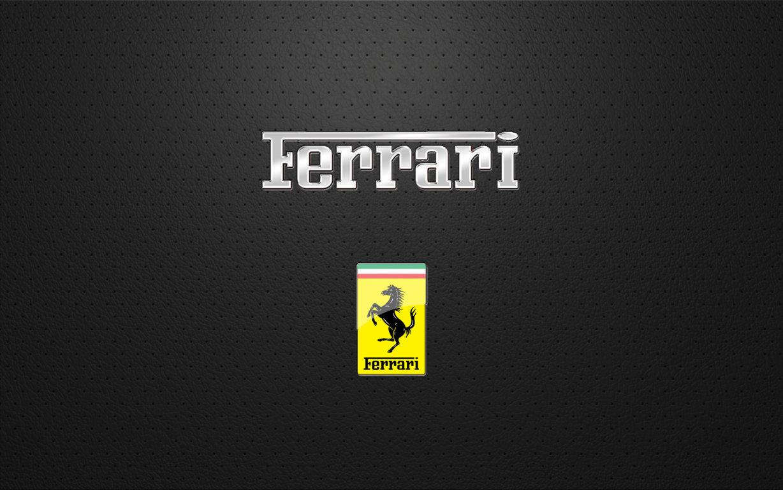 Ferrari Logo Wallpaper 11