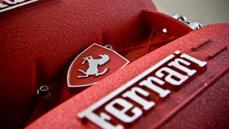 Ferrari Logo Wallpaper 5