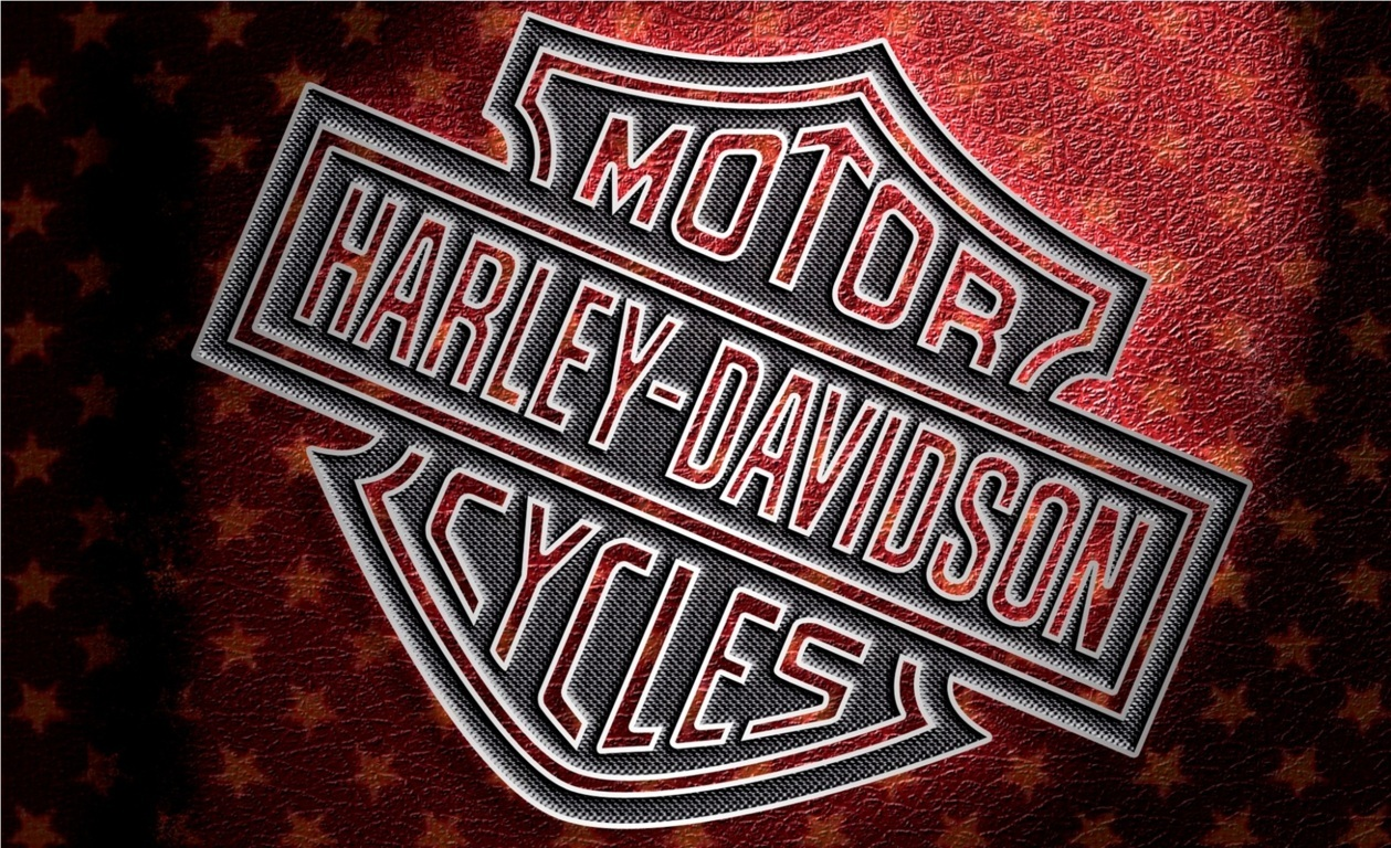 Harley Davidson Logo Wallpaper 14