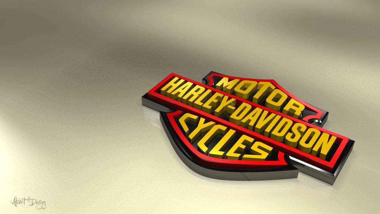 Harley Davidson Logo Wallpaper 8
