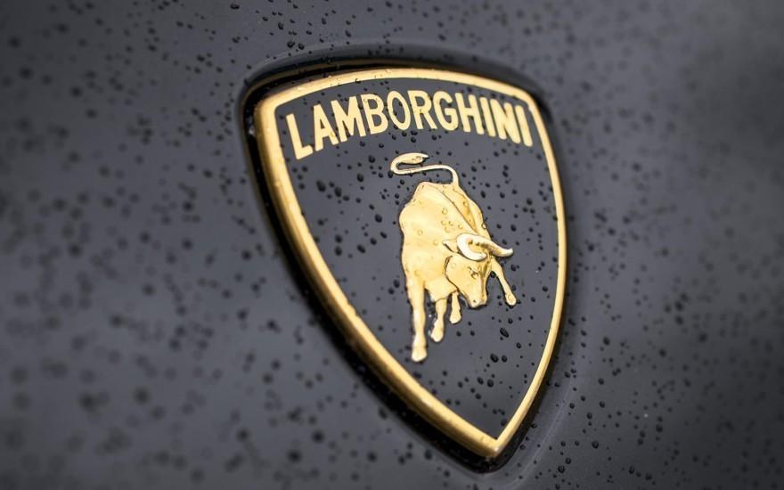 Lamborghini Logo Wallpaper 11