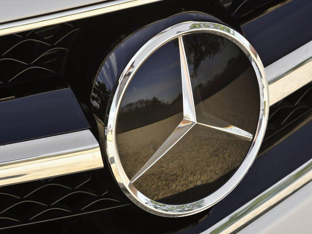 Mercedes Benz Logo Wallpaper 15