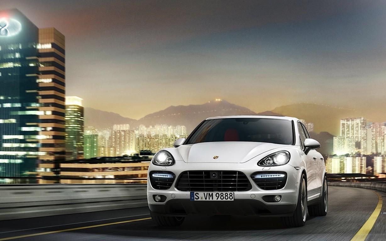 Porsche Cayenne Wallpaper 12