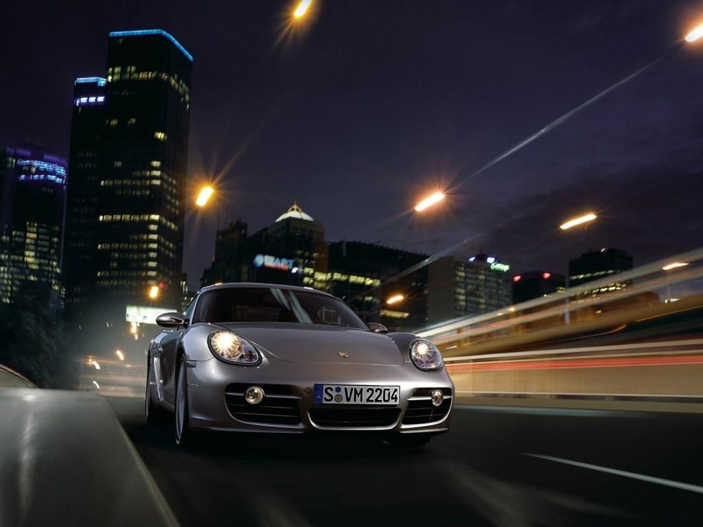 Porsche Cayman Wallpaper 10