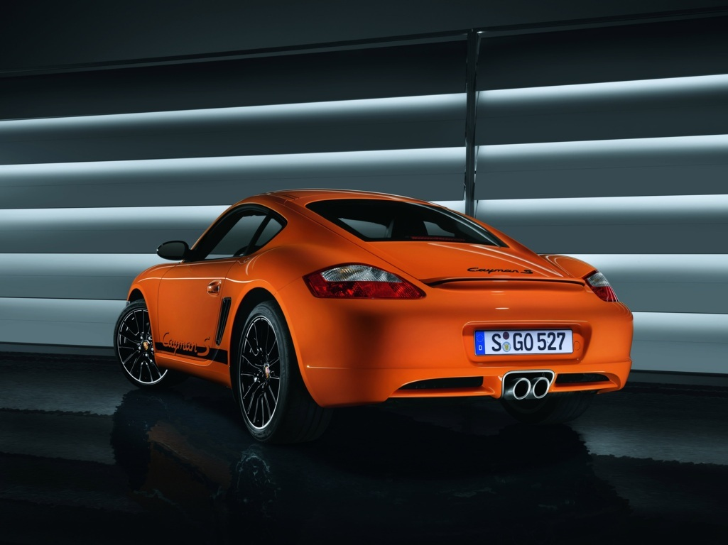 Porsche Cayman Wallpaper 23