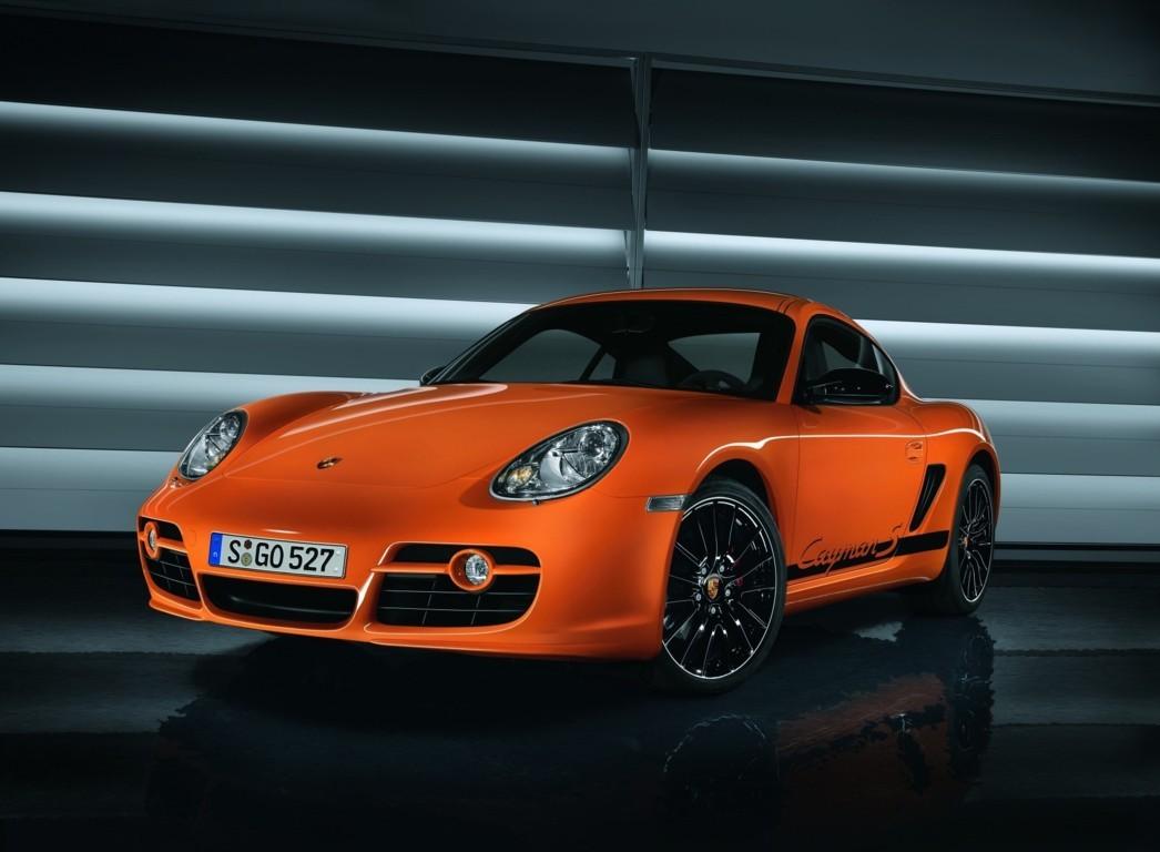 Porsche Cayman Wallpaper 25