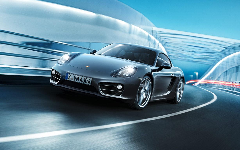Porsche Cayman Wallpaper 36