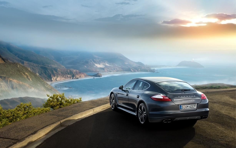 Porsche Panamera Wallpaper 12