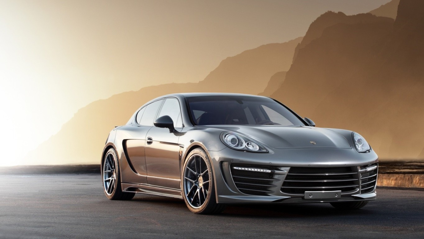 Porsche Panamera Wallpaper 15