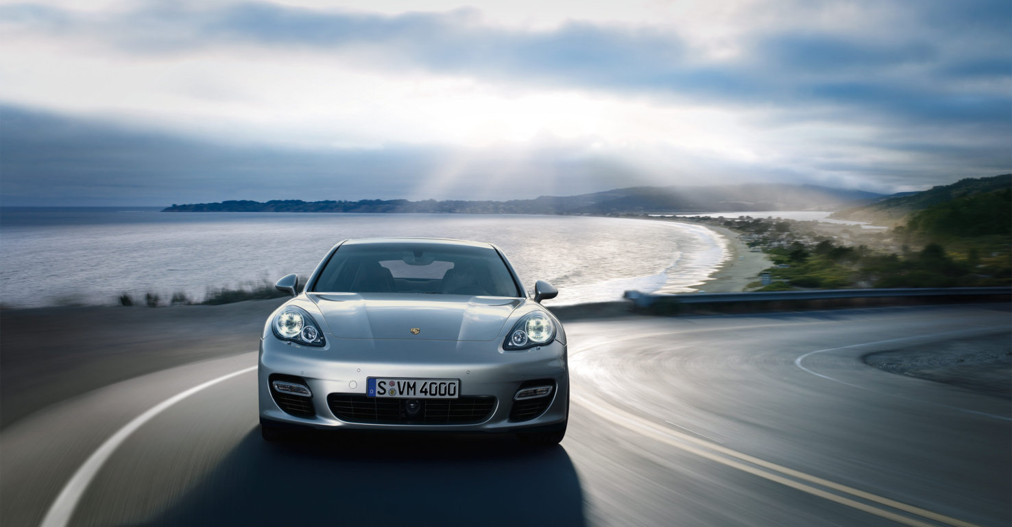 Porsche Panamera Wallpaper 18