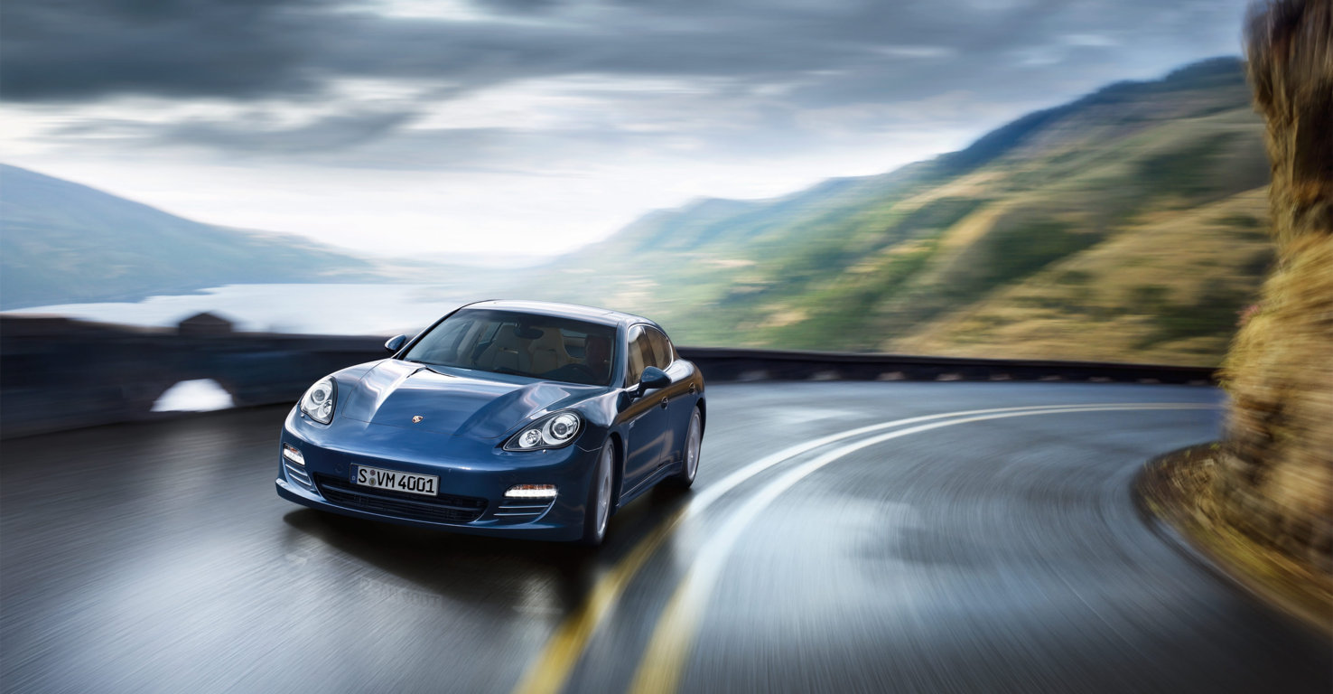 Porsche Panamera Wallpaper 20