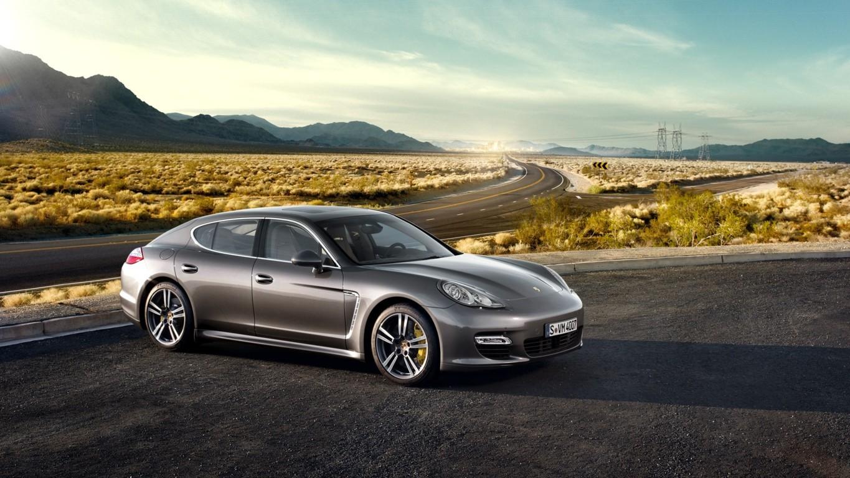 Porsche Panamera Wallpaper 24