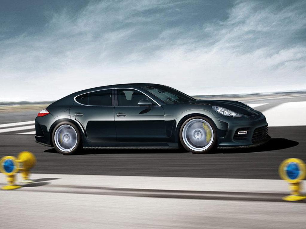 Porsche Panamera Wallpaper 31