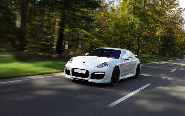 Porsche Panamera Wallpaper 45