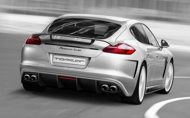Porsche Panamera Wallpaper 6