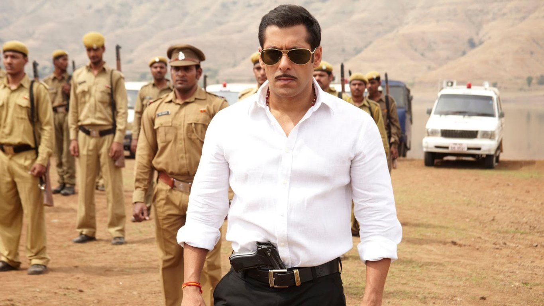 Salman Khan Bollywood Wallpaper 2