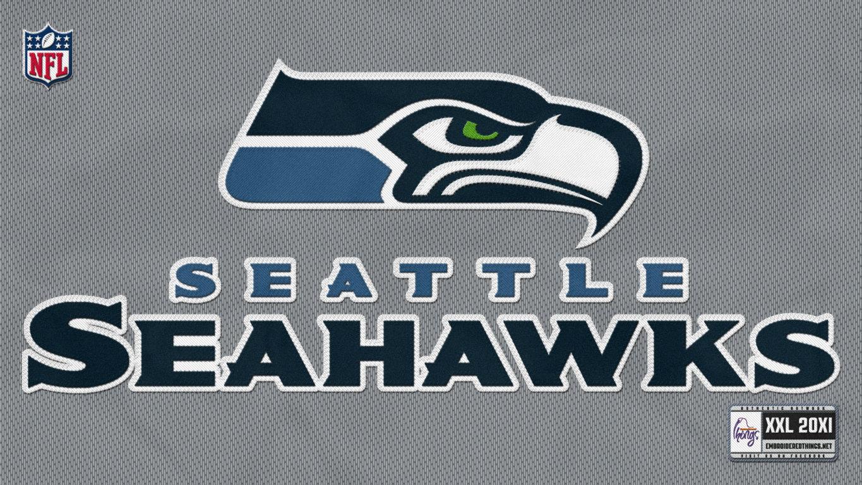 Seattle Seahawks Logo Wallpaper 10