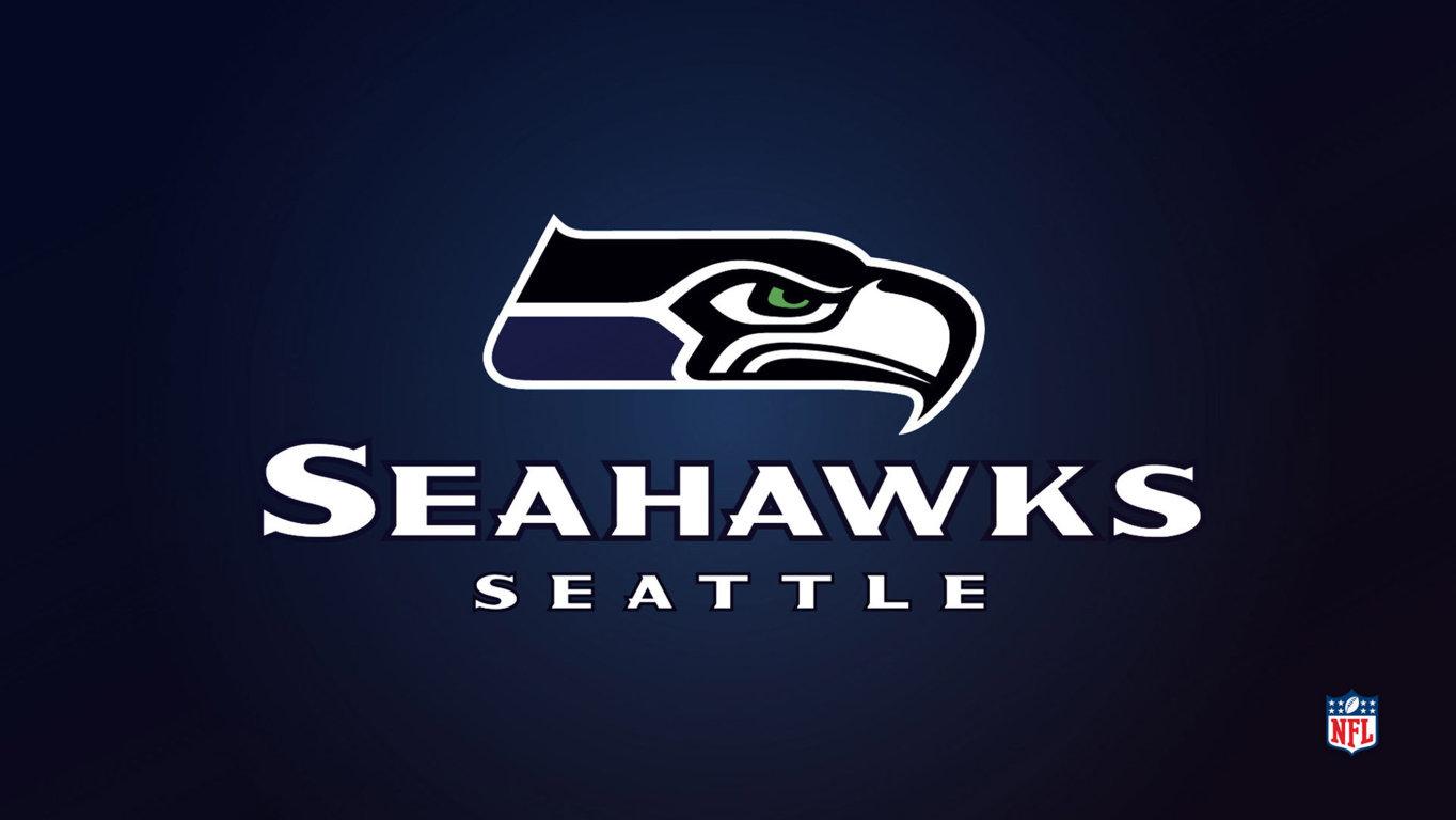 Seattle Seahawks Logo Wallpaper 2