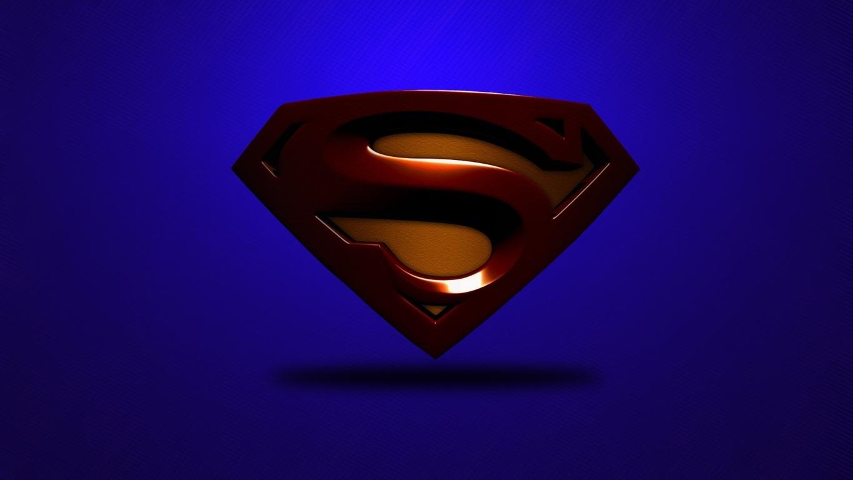 Superman Logo Wallpaper 10