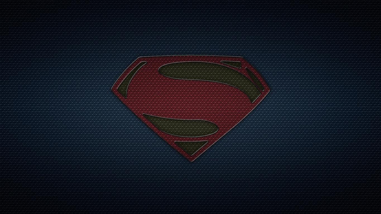 Superman Logo Wallpaper 2