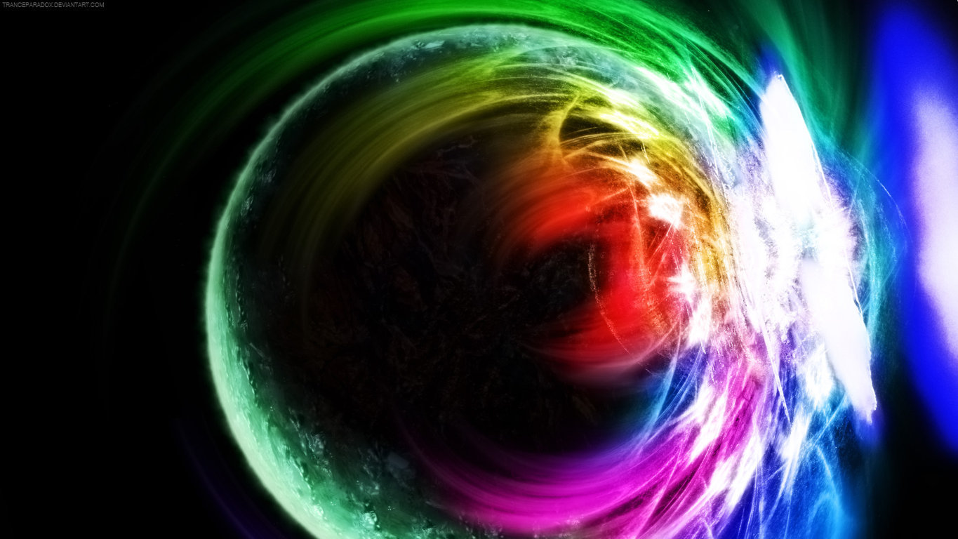 Abstract Colours Wallpaper 33