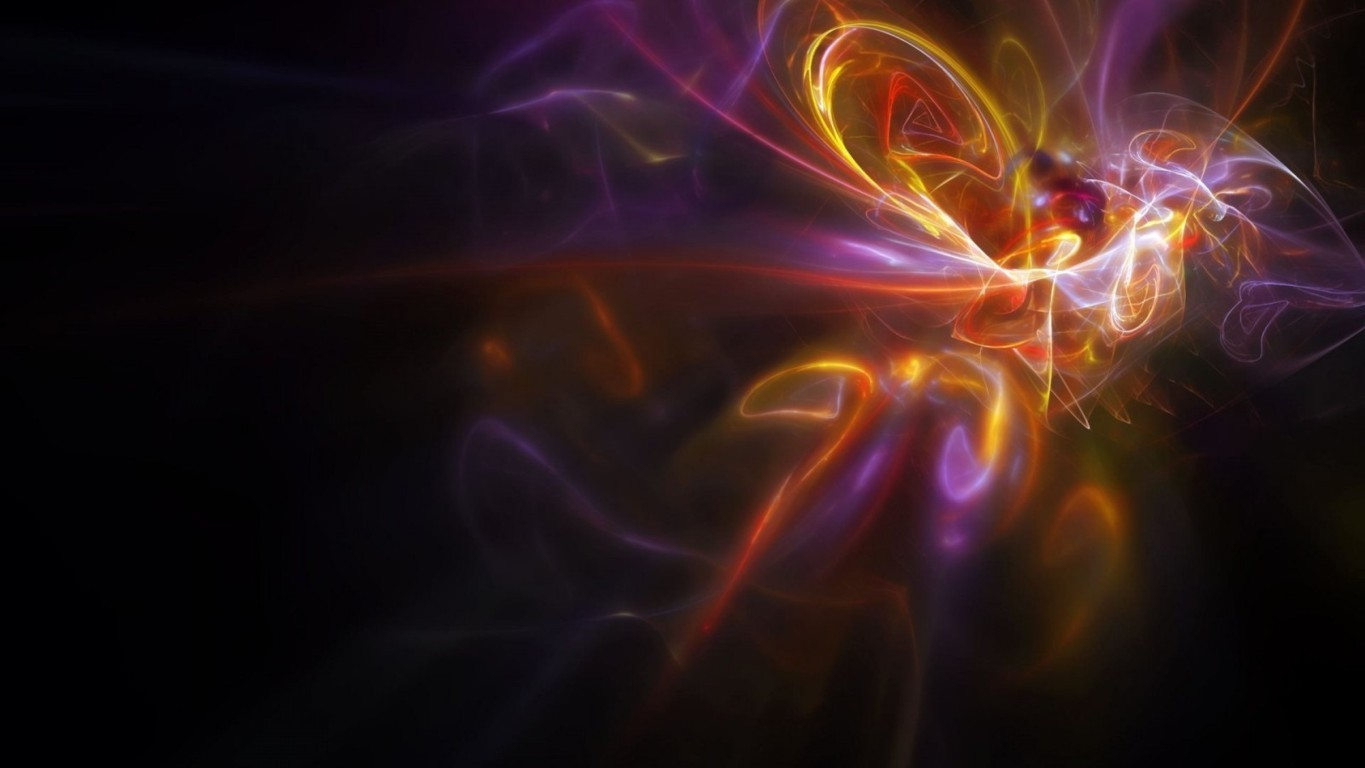 Abstract Colours Wallpaper 6