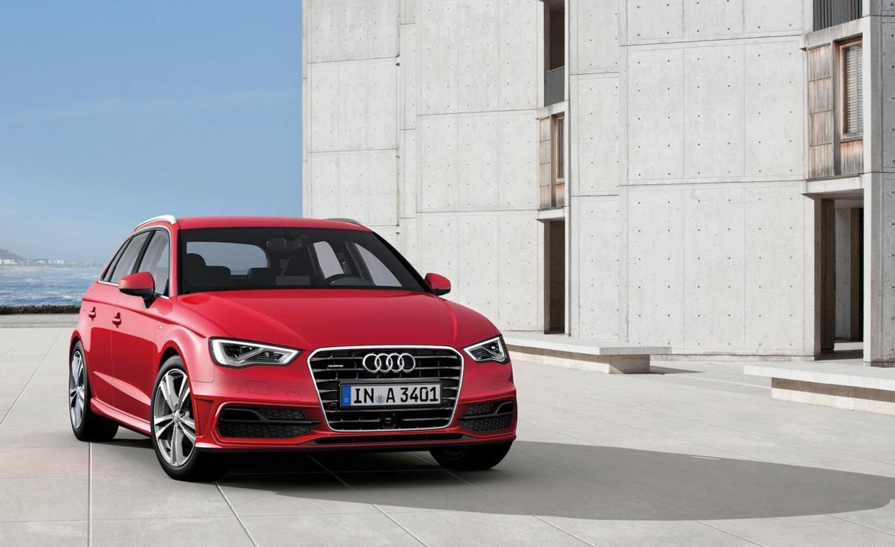 Audi A3 Wallpaper 10