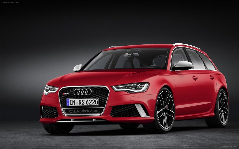 Audi RS6 Avant 2014 Wallpaper 1