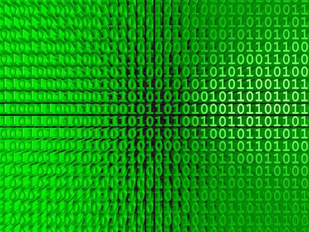 Binary Wallpaper 17