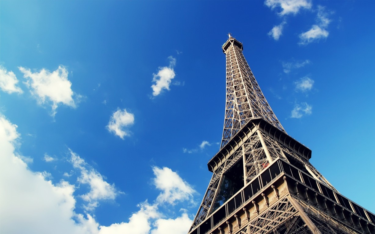 Eiffel Tower Paris Wallpaper 34