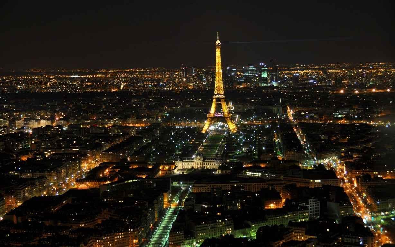 Eiffel Tower Paris Wallpaper 8