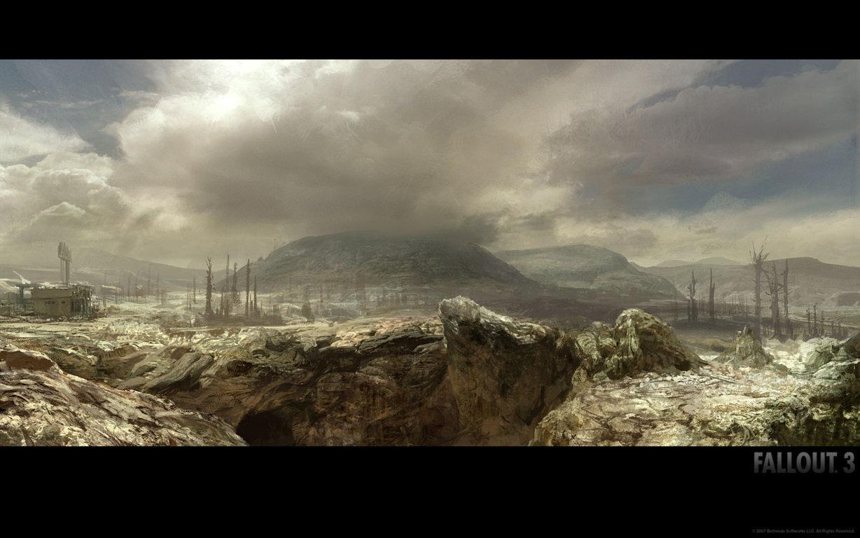 Fallout Video Game Wallpaper 20