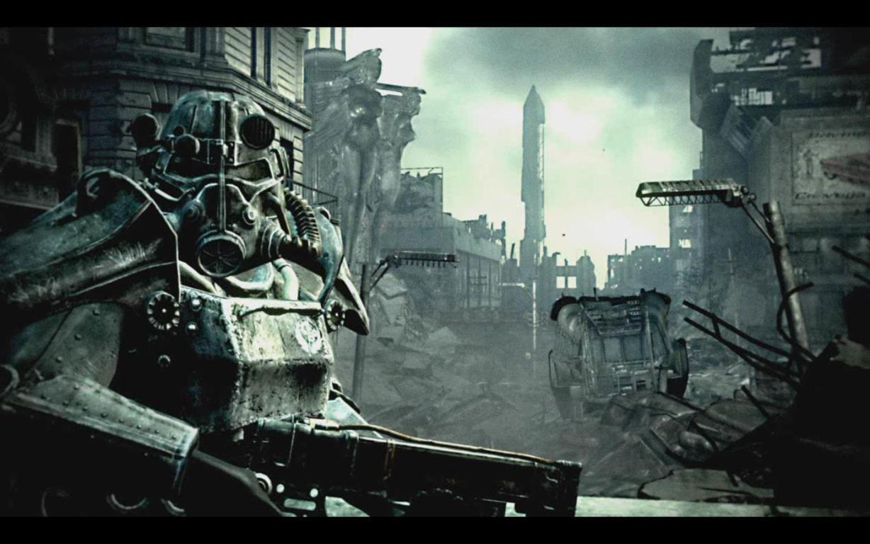Fallout Video Game Wallpaper 5