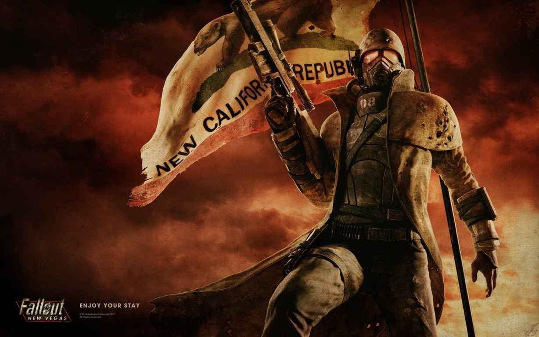 Fallout Video Game Wallpaper 7