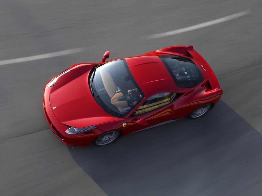 Ferrari 458 Italia 14