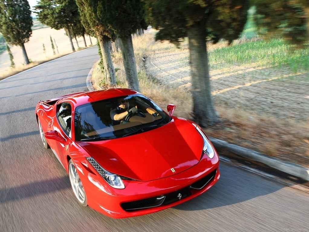 Ferrari 458 Italia 22